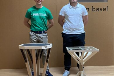 3. Lehrjahr: Janis Binggeli & Cédric Rickenbacher
