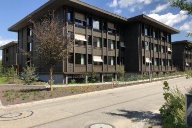 Alterszentrum Höfli in Bad Zurzach