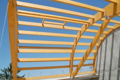 Holzlatten - Holzbau - Holzhaus - Holzsystembau - PM Mangold