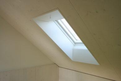 Holzdachfenster - Holzbau - Holzhaus - Holzsystembau - PM Mangold