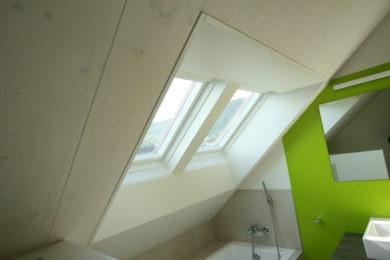 Mehrfach-Spezialdachfensterfutter aus Holz - Holzbau - Holzhaus - Holzsystembau - PM Mangold
