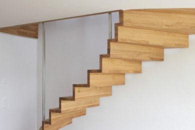 Falttreppe aus Holz - Holzbau - Holzhaus - Holzsystembau - PM Mangold