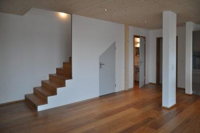Holzspezialtreppe - Holzbau - Holzhaus - Holzsystembau - PM Mangold