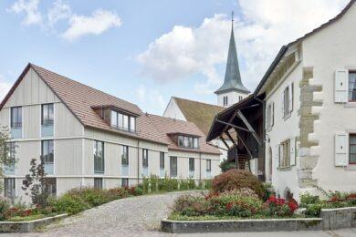 Wohnüberbauung Schmitti in Therwil