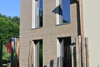 Holzaussenwand - Holzbau - Holzhaus - Holzsystembau - PM Mangold
