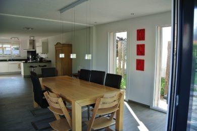Holztisch - Holzbau - Holzhaus - Holzsystembau - PM Mangold