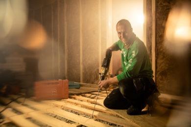 Holzbau-Vorarbeiter / Holzbau-Polier