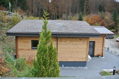neuer Holzbau - Holzbau - Holzhaus - Holzsystembau - PM Mangold