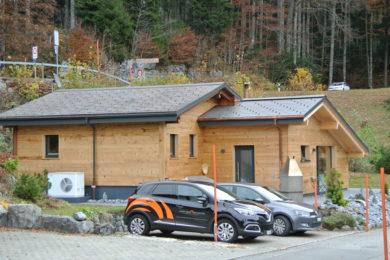 Holzbau nachher - Holzbau - Holzhaus - Holzsystembau - PM Mangold