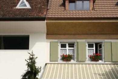 Dachgeschoss aus Holz - Holzbau - Holzhaus - Holzsystembau - PM Mangold