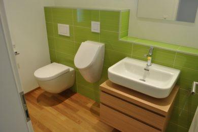 grüne Holzmöbel - Holzbau - Holzhaus - Holzsystembau - PM Mangold