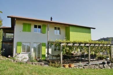 grüner Holzbau - Holzbau - Holzhaus - Holzsystembau - PM Mangold