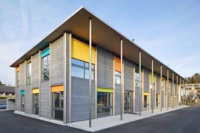 Schulanlage Fislisbach