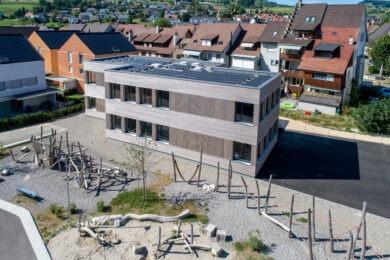 Schulhaus_Ormalingen_PM_Mangold_Holzbau_Holzsystembau_Schule_Kindergarten_Schweizer_Holz_014