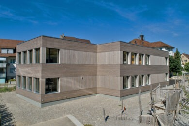 Schulhaus Ormalingen