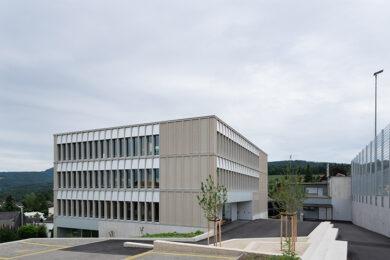 Schulhaus Pfeffingen