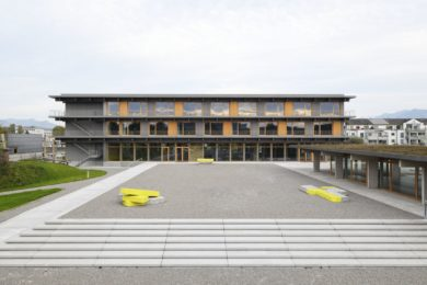 Schulhaus Weiden in Rapperswil-Jona