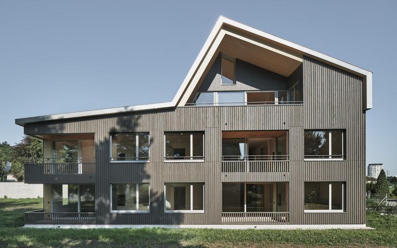 Bauen mit Holz ist schnell, preiswert und auch noch umweltfreundlich