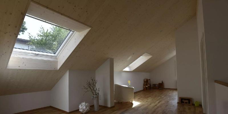 Dachfenster bringen Licht und frische Luft in Ihr Dachgeschoss