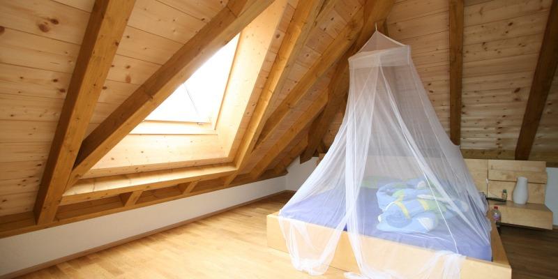 Dachfenster haben viele Vorteile