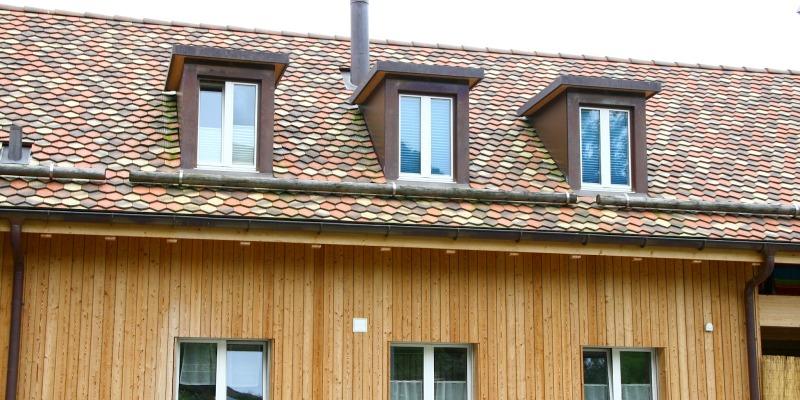 Dachgauben machen den Raum grösser
