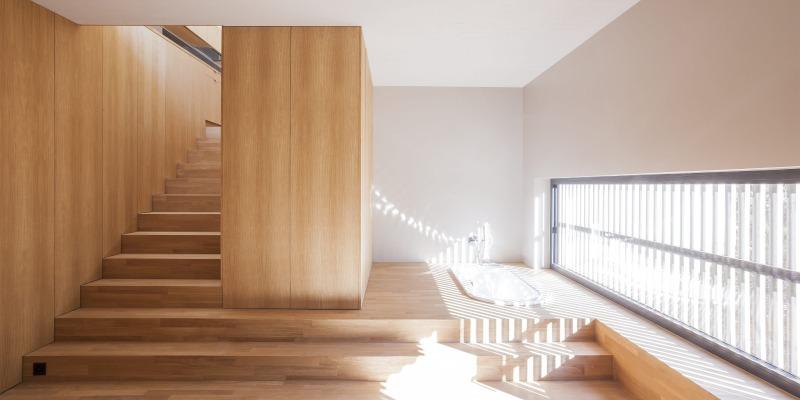 Der Innenausbau mit der PM Mangold Holzbau AG