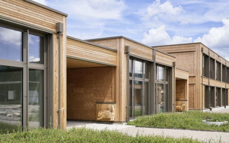 Die besondere Optik von Holzhäusern