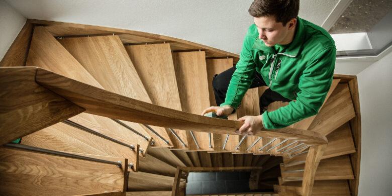 Die Vorteile einer Holztreppe