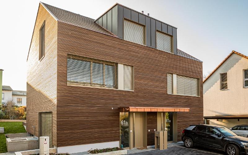 Holzhaus bauen Schweiz