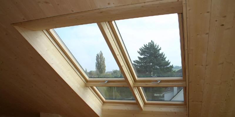 Mehr Licht mit Dachflächenfenstern