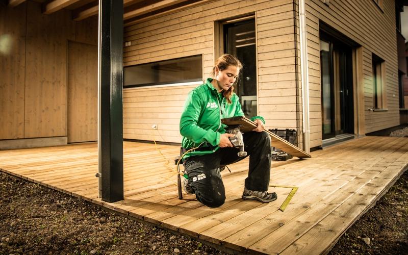 Unser Familienunternehmen mit Leidenschaft für Holz