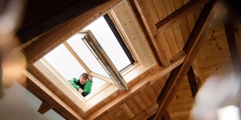 Unsere Experten für Dachfenster beraten Sie gern